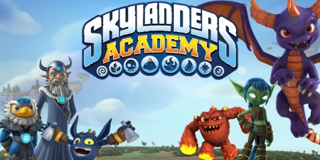 yayomg-skylanders-academy-trailer