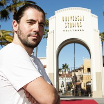 Dimitri Vegas at Universal Studios Hollywood on Tuesday, March 27, 2018.