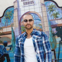 Joey Lawrence at Universal Studios Hollywood on Thursday, April 12, 2018