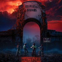 "Universal Studios' Halloween Horror Nights Enters an Alternate Dimension with the Highly-Anticipated Arrival of Netflix's Original Series ""Stranger Things"" as All-New Supernatural Mazes in Hollywood, Orlando and Singapore"