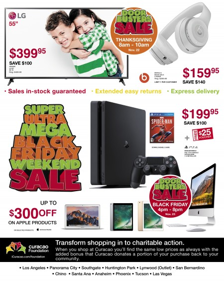 Black Friday Flyer Black ENG2