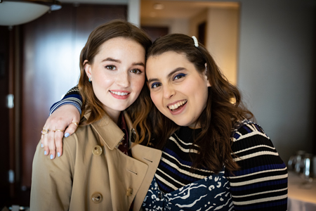 booksmart film friendship talk message behind stars cast