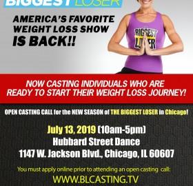 Chicago - Open Call