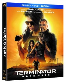 TERMINATOR DARK FATE Box Art Digital